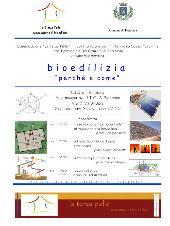 Convegno sulla Bioedilizia il 26 11 2009 presso l'istituto A.Bianchini di Terracina. (clicca per ingrandire)