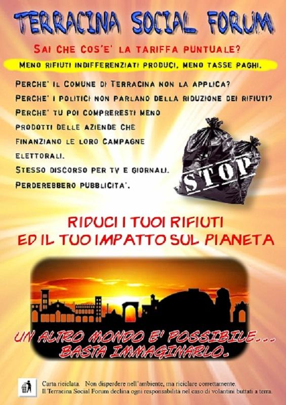 Supermarco Terracina Social Forum
